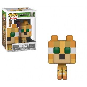 Minecraft - Ocelot Pop! Vinyl
