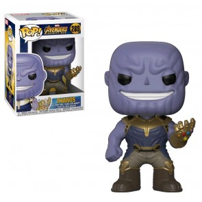 Avengers 3: Infinity War - Thanos Pop! Vinyl