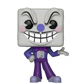 Cuphead - King Dice Pop! Vinyl