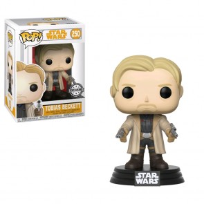Star Wars: Solo - Tobias Beckett US Exclusive #1 Pop! Vinyl