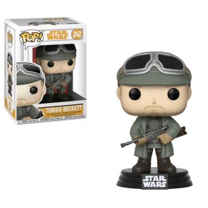 Star Wars: Solo - Tobias Beckett Pop! Vinyl