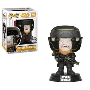 Star Wars: Solo - Dryden Gangster US Exclusive Pop! Vinyl