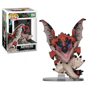 Monster Hunter - Rathalos Pop! Vinyl