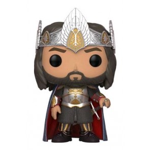The Lord of the Rings - King Aragorn US Exclusive Pop!