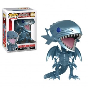 Yu-Gi-Oh! - Blue-Eyes White Dragon Pop! Vinyl