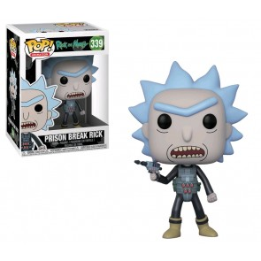 Rick and Morty - Prison Break Rick US Exclusive Pop! Vinyl