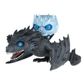 Game of Thrones - Night King on Dragon Pop! Ride