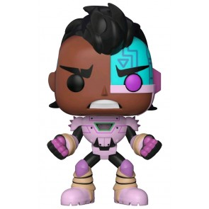 Teen Titans Go! - The Night Begins to Shine Cyborg Pop! Vinyl
