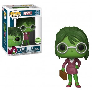 Marvel Comics - She-Hulk Lawyer Pop! ECCC 2018