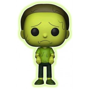 Rick and Morty - Toxic Morty US Exclusive Pop! Vinyl