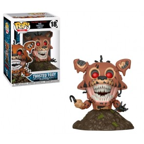 Five Nights at Freddy's: Twisted Ones - Twisted Foxy Pop! Vinyl