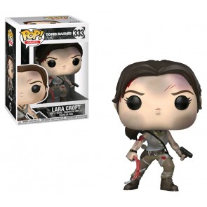 Tomb Raider - Lara Croft Pop! Vinyl
