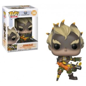 Overwatch - Junkrat Pop! Vinyl