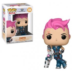 Overwatch - Zarya Pop! Vinyl