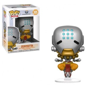 Overwatch - Zenyatta Pop! Vinyl