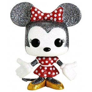 Mickey Mouse - Minnie Mouse Diamond Glitter US Exclusive Pop! Vinyl