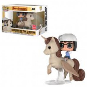 Bob's Burgers - Tina on Unicorn Pop! Ride SD18 RS