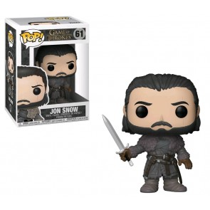 Game of Thrones - Jon Snow (Beyond the Wall) Pop! Vinyl
