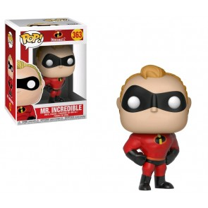 Incredibles 2 - Mr Incredible Pop! Vinyl