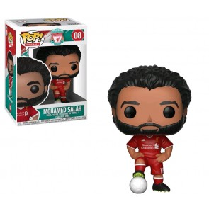 English Premier League: Liverpool - Mohamed Salah Pop! Vinyl