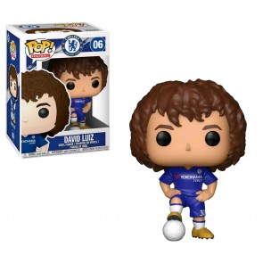 English Premier League: Chelsea - David Luiz Pop! Vinyl