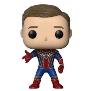 Avengers 3: Infinity War - Iron Spider Unmasked US Exclusive Pop! Vinyl