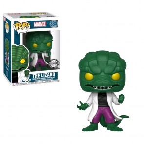 Spider-Man - Lizard US Exclusive Pop! Vinyl