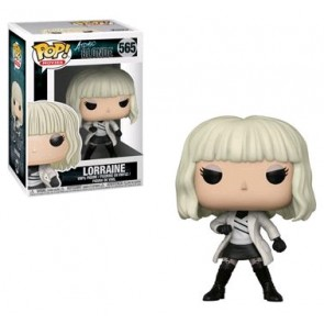 Atomic Blonde - Lorraine White Coat Pop! Vinyl