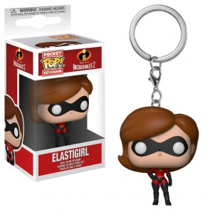 Incredibles 2 - Elastigirl Pocket Pop! Keychain