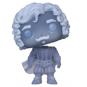 Harry Potter - Nearly Headless Nick Blue Translucent US Exclusive Pop! Vinyl
