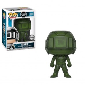 Ready Player One - Sixer (Jade) US Exclusive Pop! Vinyl