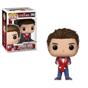 Spider-Man (Video Game 2018) - Spider-Man Unmasked Pop! Vinyl