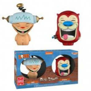 Ren & Stimpy - HappyHappy JoyJoy Dorbz 2pk SD18 RS