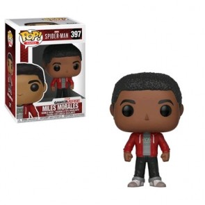 Spider-Man (Video Game 2018) - Miles Morales Pop! Vinyl