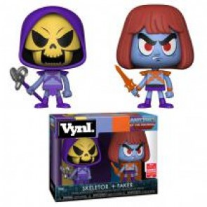 MotU - Skeletor & Faker Vynl. SD18 RS