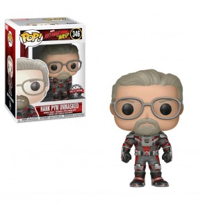 Ant-Man and the Wasp - Hank Pym Unmasked US Exclusive Pop! Vinyl