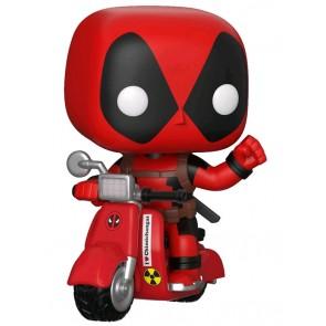 Deadpool - Deadpool with Scooter Pop! Ride