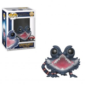 Fantastic Beasts 2: The Crimes of Grindelwald - Chupacabra Open Mouth US Exclusive Pop! Vinyl