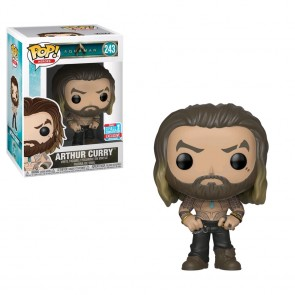 Aquaman - Arthur Curry Pop! Vinyl NYCC 2018