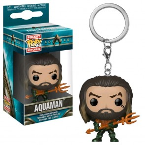 Aquaman Movie - Arthur (Gladiator) Pop! Keychain