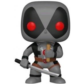 Deadpool - X-Force w/Chimichanga Pop