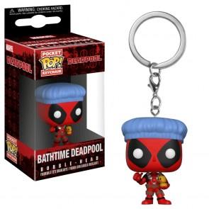 Deadpool - Deadpool Bath Time Pocket Pop! Keychain