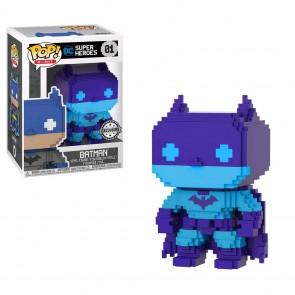 Batman - Batman Purple US Exclusive 8-Bit Pop! Vinyl