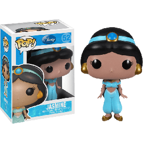 Aladdin - Jasmine Pop! Vinyl Figure
