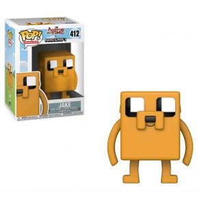 Adventure Time x Minecraft - Jake Pop! Vinyl
