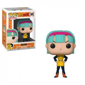 Dragon Ball Z - Bulma (Yellow) Pop! Vinyl