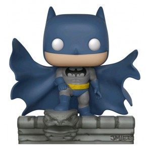 Batman - Batman on Gargoyle US Exclusive Comic Moment Pop! Vinyl
