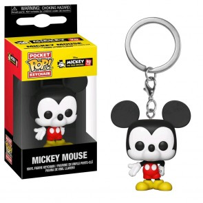 Mickey Mouse - 90th Mickey (New) Pop! Keychain