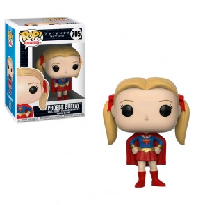 Friends - Pheobe Buffay as Supergirl Pop! Vinyl