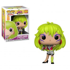Jem and the Holograms - Pizzazz Gabor Pop! Vinyl